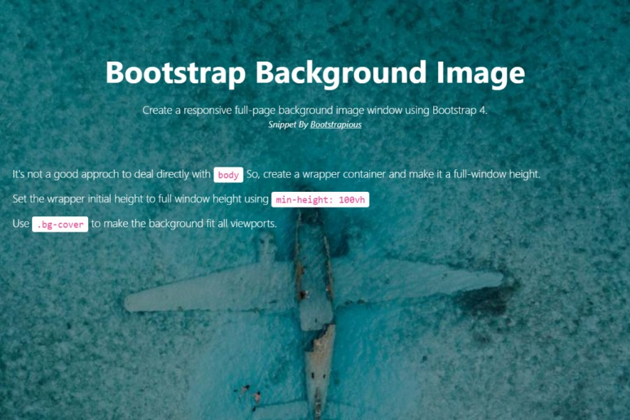 snippets  bootstrap temple